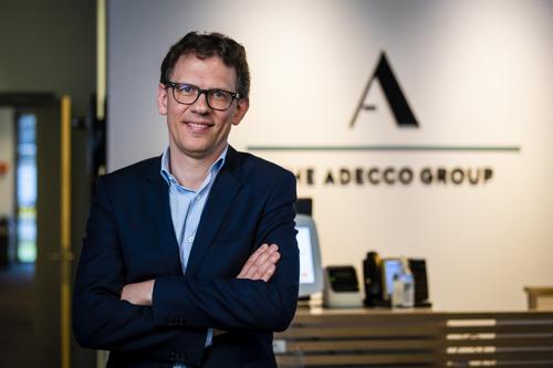Jan Dekeyser aan het hoofd van the Adecco Group in België en Luxemburg
