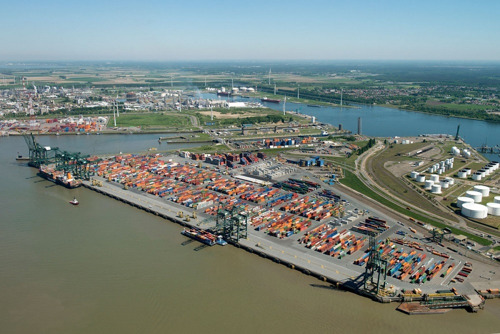 Port of Antwerp and PSA Antwerp upgrade Europa Terminal as part of sustainable growth