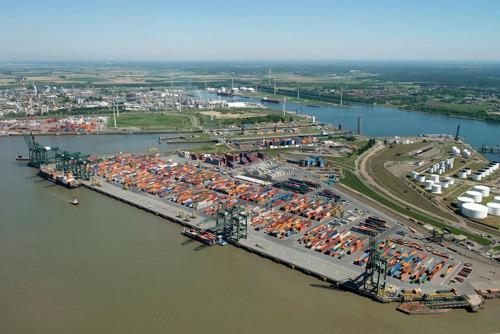 Europa-Terminal wird erneuert – Hafen Antwerpen und PSA treffen Vorbereitungen für nachhaltiges Wachstums