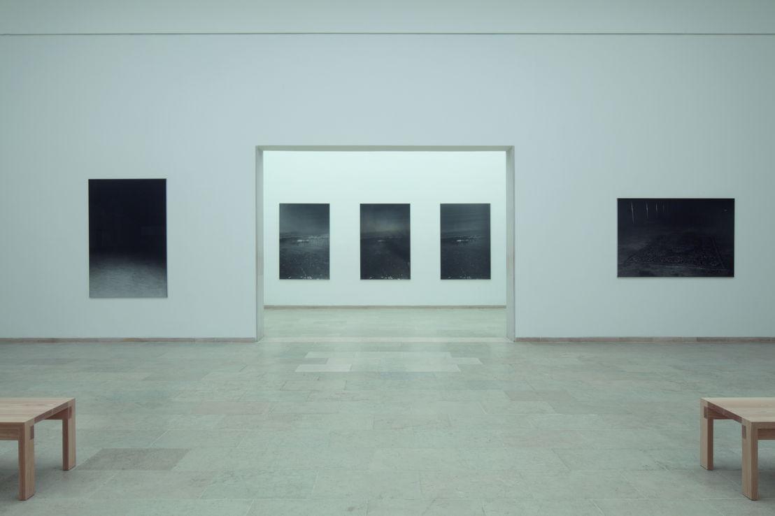 Installation view Belgian Pavilion, 57th International Art Exhibition - la Biennale di Venezia, 2017 <br/>© Dirk Braeckman
