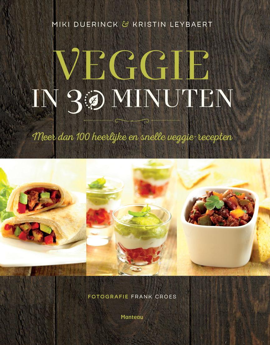 Cover 'Veggie in 30 minuten'
