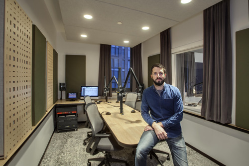 Gimlet Media Sets Standard for Podcast Production with Groundbreaking WSDG-Designed Facility