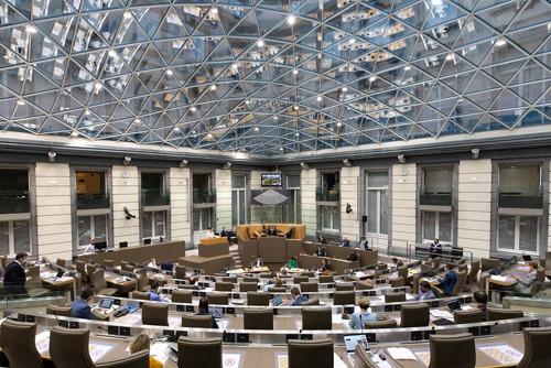 Actuele Vragen, Vlaams Parlement, woensdag 18 november 2020, 14 uur