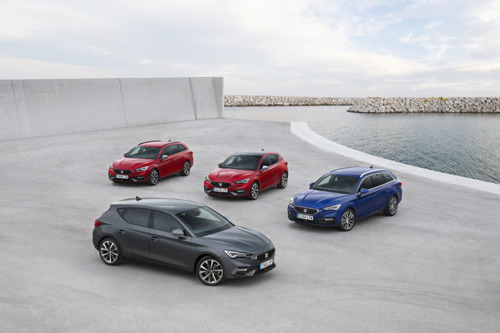 PRESS-KIT of the all-new SEAT Leon: the most advanced vehicle the brand has ever developed