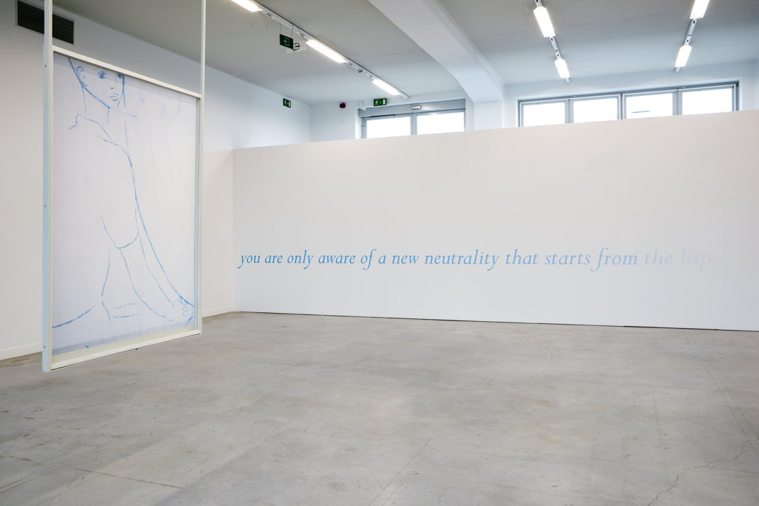 View of the exhibition Jimmy Robert. A clean line that starts from the shoulder at M – Museum Leuven<br/>Courtesy Jimmy Robert, Diana Stigter Gallery Amsterdam &amp; Tanya Leighton Gallery Berlin. Photograph: Dirk Pauwels