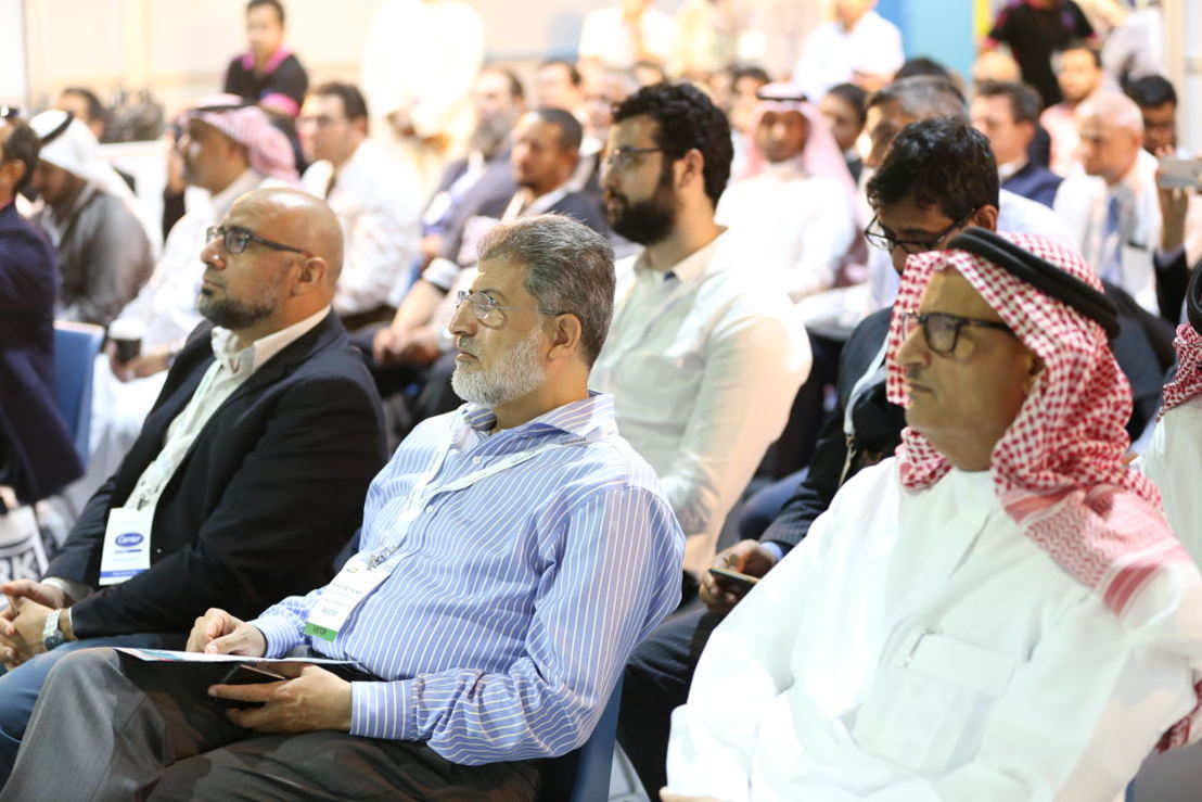 Audience at FM EXPO Saudi and Saudi Clean Expo 2017