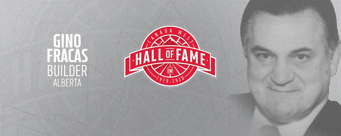 University sport legend Fracas enters Hall of Fame