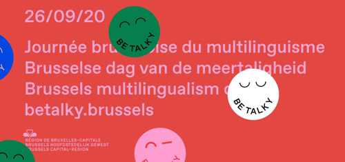 The first ever Brussels Multilingualism day and launch of the Brussels Council for Multilingualism
