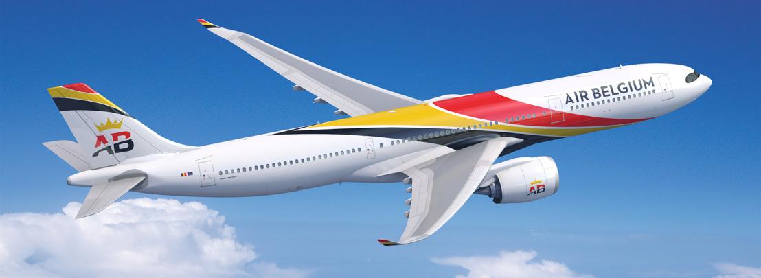 Air Belgium présente officiellement son nouvel Airbus A330neo et lance sa nouvelle destination phare vers l'Ile Maurice depuis Brussels Airport