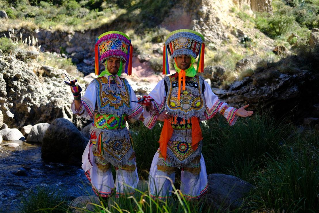 Dance around the world - Peru