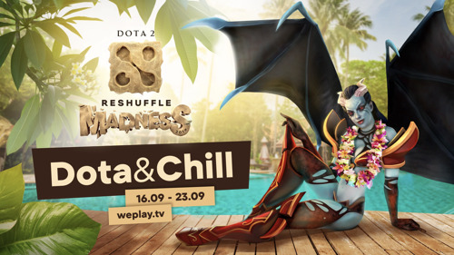 WePlay! Dota 2 Reshuffle Madness 2019: Open Qualifiers registration process has begun