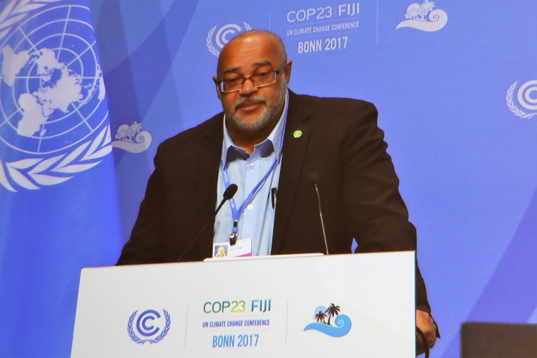 Remarks by OECS Director General at the 23rd Session of the Conference of Parties (COP23)