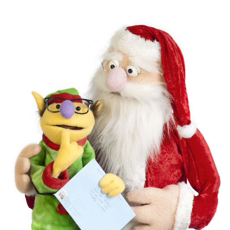 Santa's Missing Mail - Courtesy of Aurora Theatre