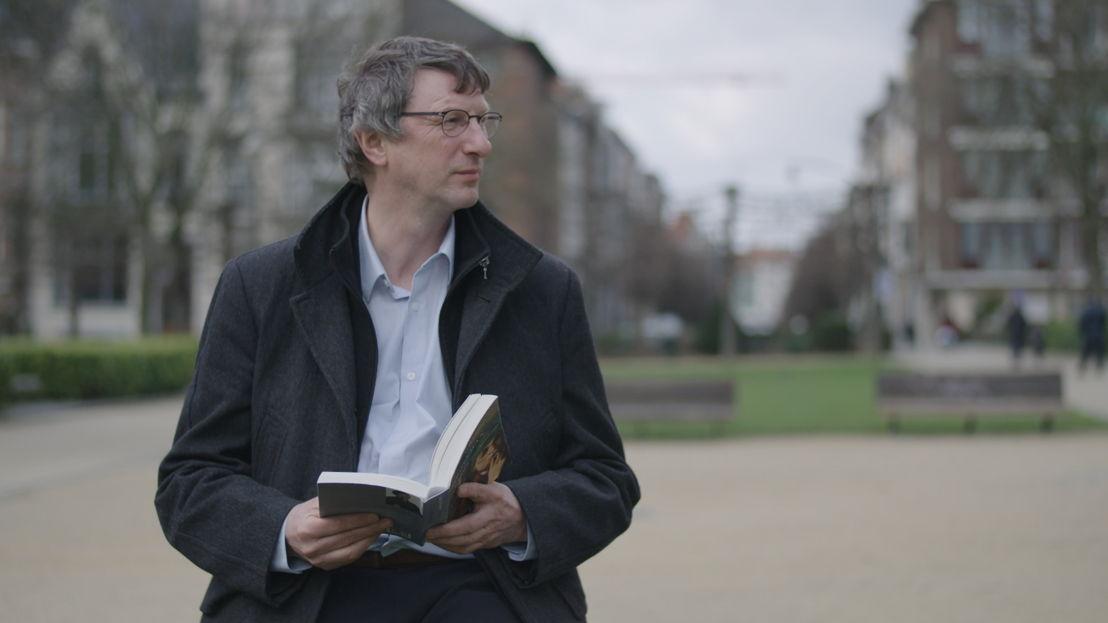 De Gouden Boekenuil - Mark Schaevers - (c) VRT