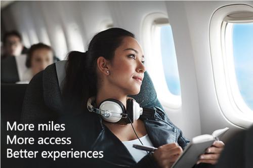 Davantage d'Asia Miles et de billets primes sur Cathay Pacific
