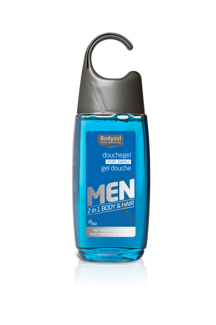 Men Douche Sport Bodysol