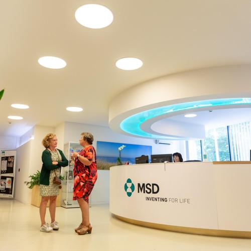 Preview: MSD en Ridgeback Biotherapeutics kondigen de laatste vooruitgang aan voor het klinisch ontwikkelingsprogramma van molnupiravir, experimenteel geneesmiddel voor orale inname voor de behandeling van lichte tot matige COVID-19.