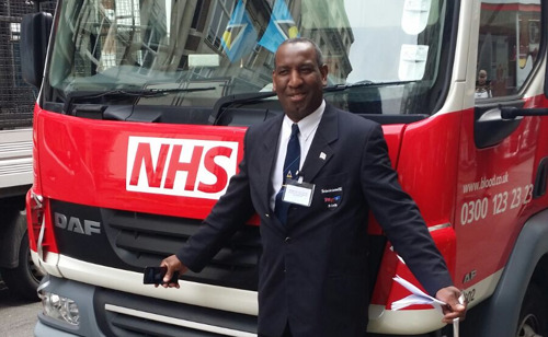 Bertram Leon Recognised in Queen's New Year's Day Honours 2020 for services to the Saint Lucian Community in the UK and abroad