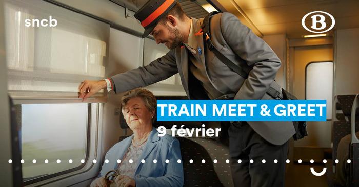 Invitation à la presse - lancement de la campagne de recrutement HR Rail SNCB