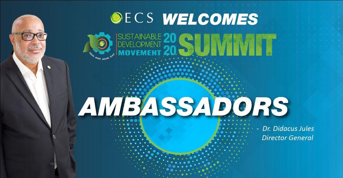 OECS Commission Announces Sustainable Development Movement (SDM) Ambassadors