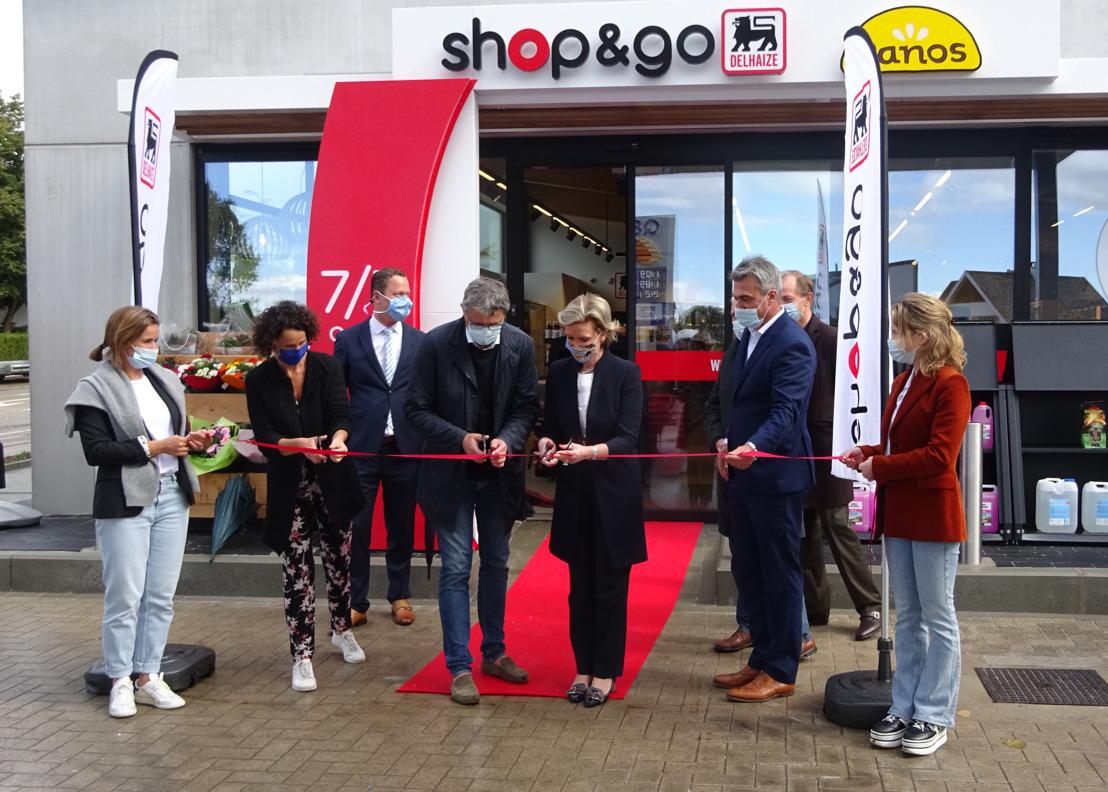 Eerste Vlaams-Brabantse mobipunt in Zoutleeuw