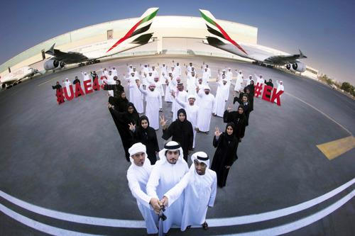 The Emirates Group Celebrates UAE National Day