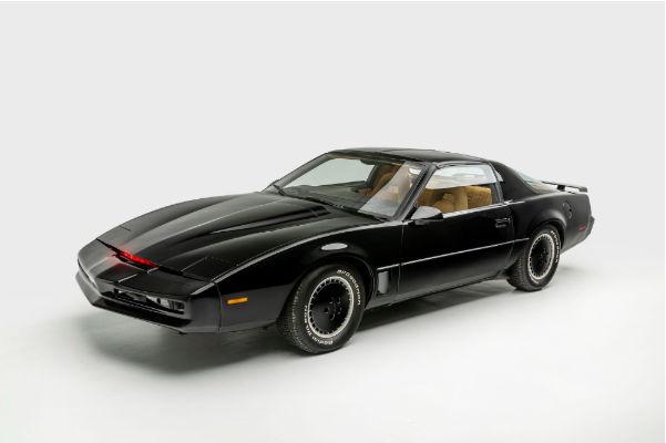 KITT de Knight Rider Crédito: Museo Petersen del Automovilismo