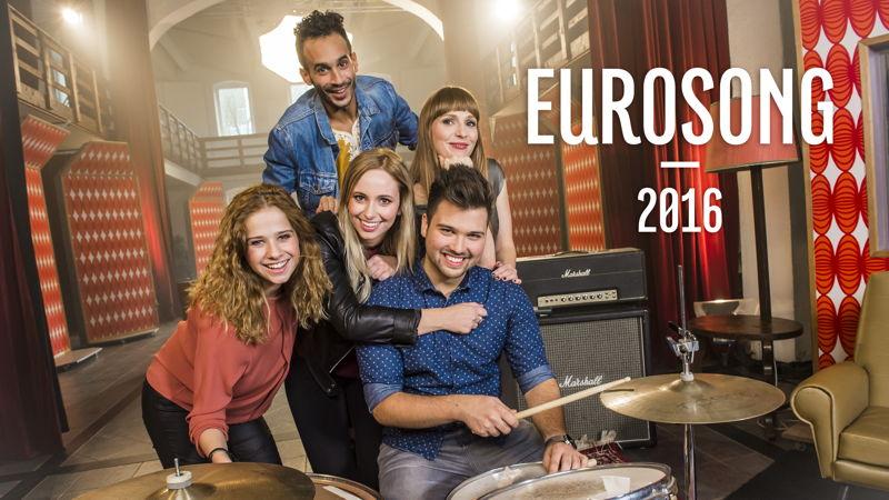 Eurosong 2016 © VRT