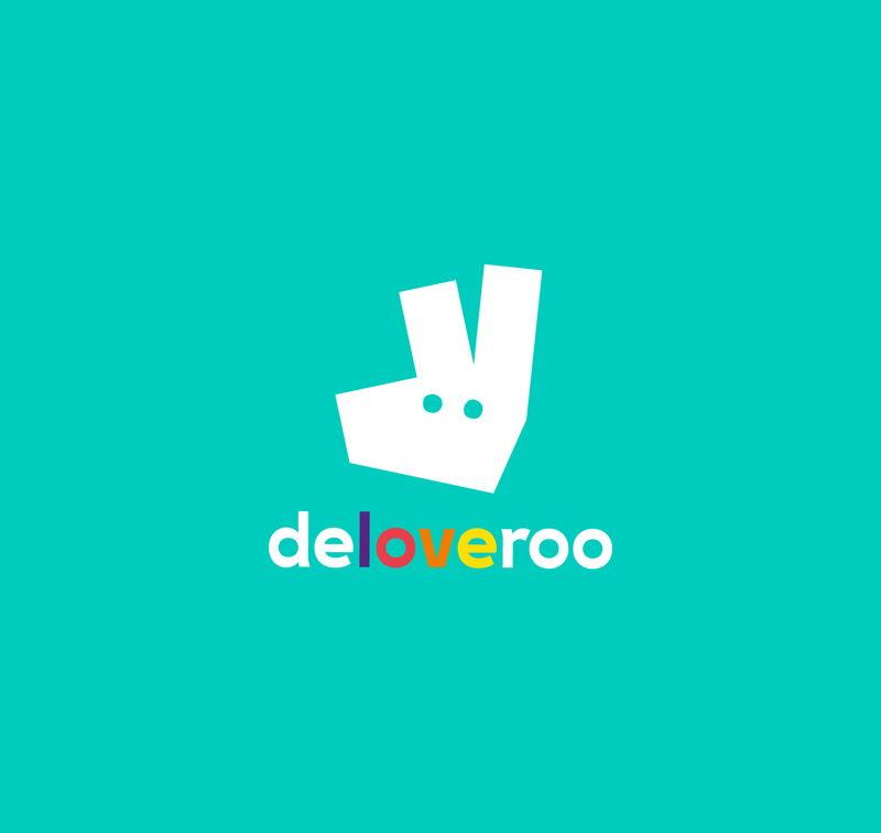 Deloveroo Logo