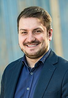 Florian Bodner, Founder und CIO der oneclick AG