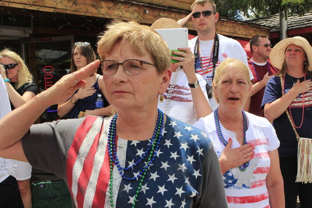AKG8367619 Parade du 4 juillet 2014 à Dubois, Wyoming © Claude Poulet / akg-images