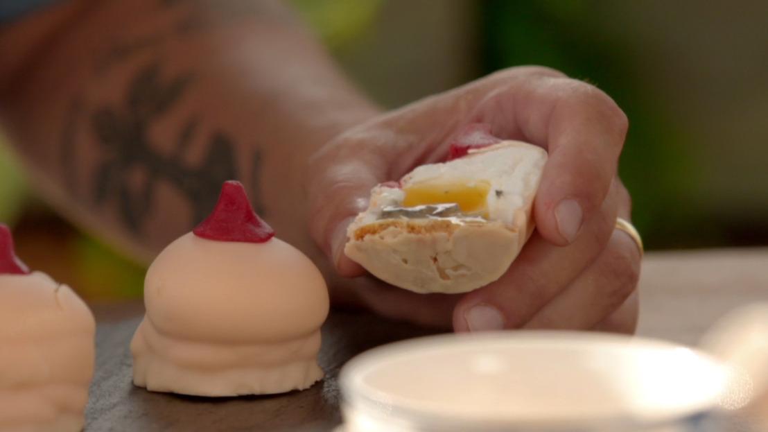 Van 'love boobies' tot 'oesters', het testosteron gehalte stijgt in de Bake Off tent