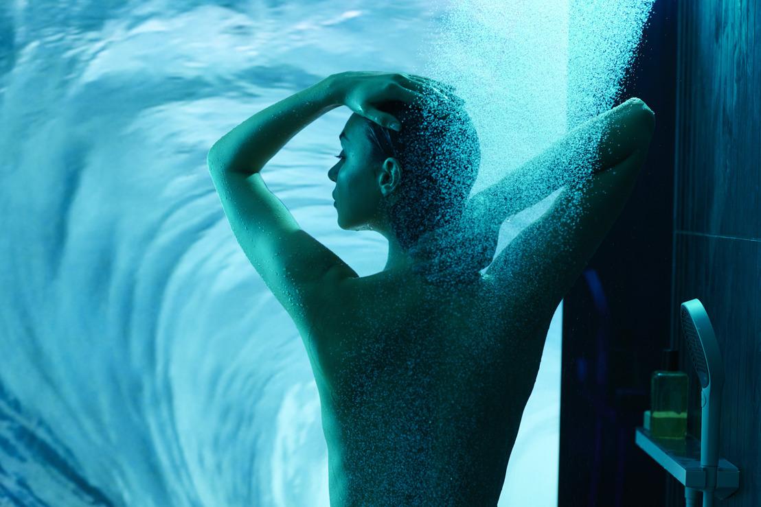 Hansgrohe geeft de toekomst van water vorm tijdens de Hansgrohe Aqua Days
