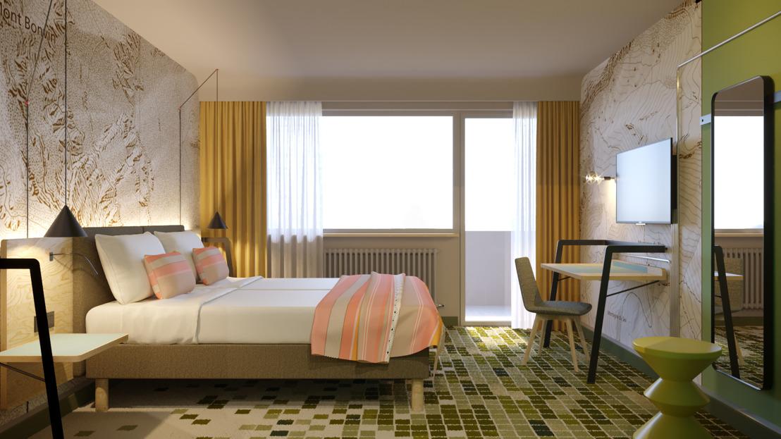 ibis Styles ouvre à Sierre le plus grand hôtel de la région