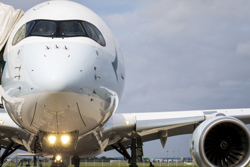 Cathay Pacific expands code-share agreement with Flybe