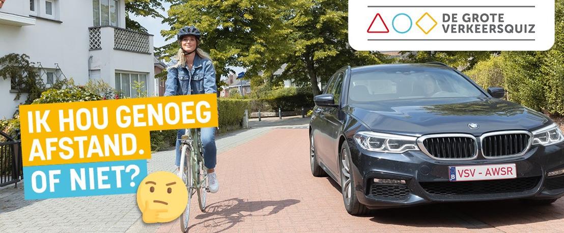 Persbericht: VSV-onderzoek - ruim helft van de Vlamingen niet vertrouwd met verkeersregels rond speedpedelecs en elektrische steps