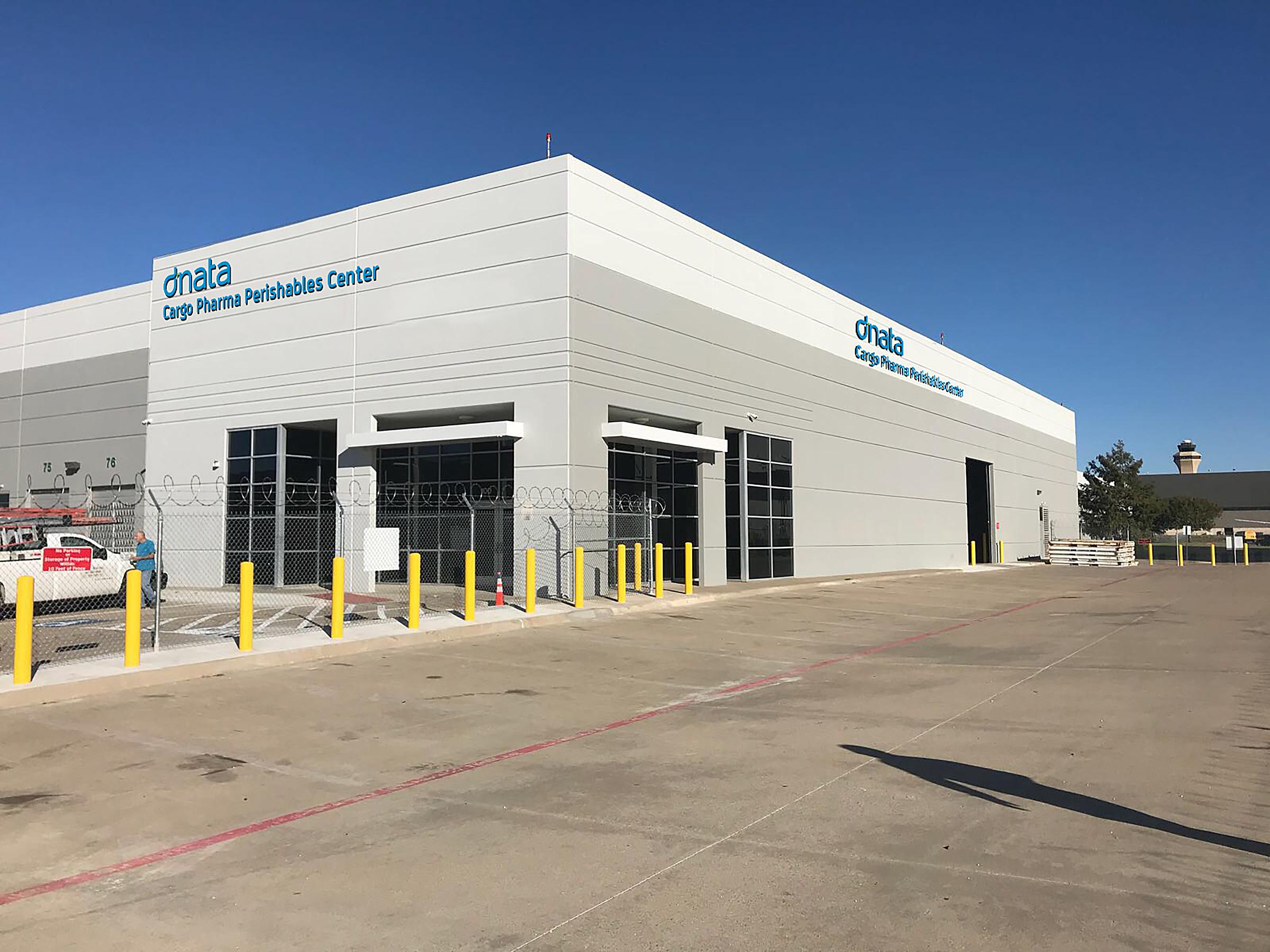 dnata opens Dallas Fort Worth's first perishable cargo facility