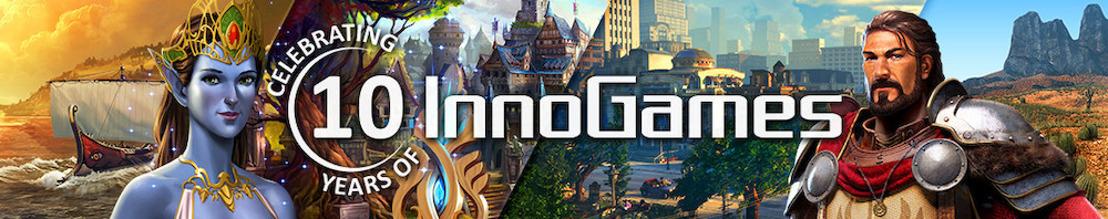 Volles Programm! InnoGames TV zeigt Elvenar Mobile, Warlords of Aternum und vieles mehr
