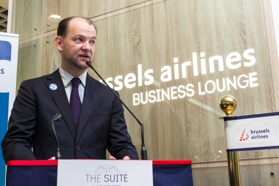 Patrick Roofthooft, Brussels Airlines Country Manager RDC
