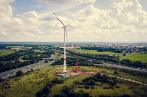 Omwonenden kunnen participeren in het Storm-windpark in Zandvliet
