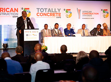 Technology, transformation and trailblazers featured at Africa's top built environment and construction expo