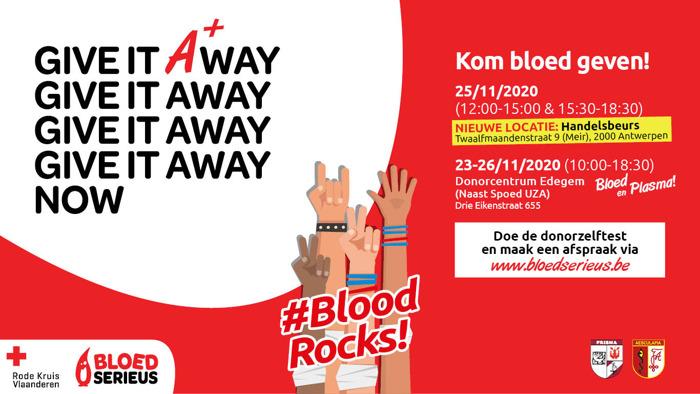 Rode Kruis-Vlaanderen rekent op Antwerpse studenten om bloedvoorraad op peil te houden