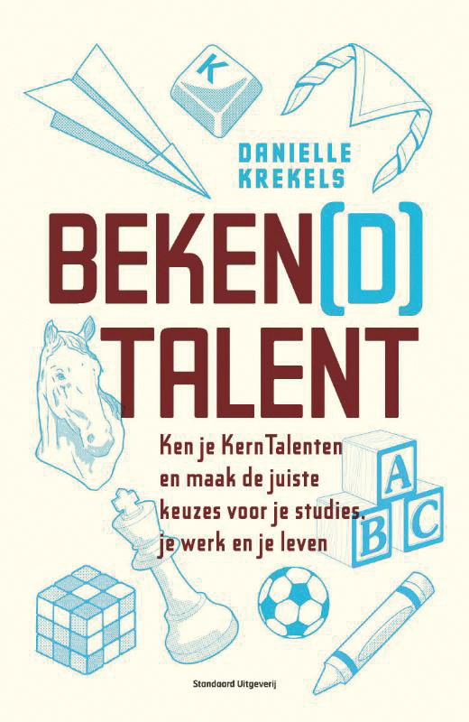 Cover 'Beken(d) Talent'