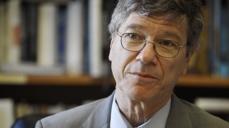 Panorama : Een paar graden minder -/ Jeffrey Sachs - (c) VRT