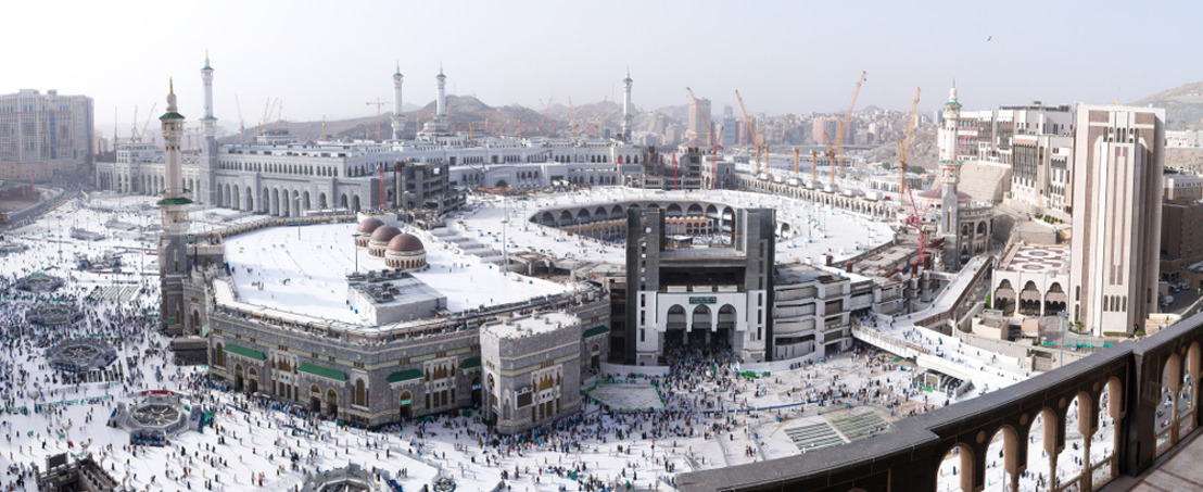 OVER USD 800 BILLION INVESTED IN SAUDI ARABIA'S CONSTRUCTION PROJECTS