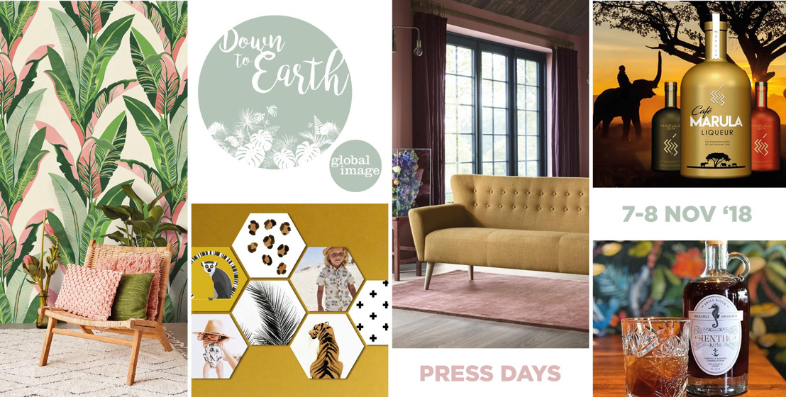 Press Days Antwerp: Down to Earth with Global Image