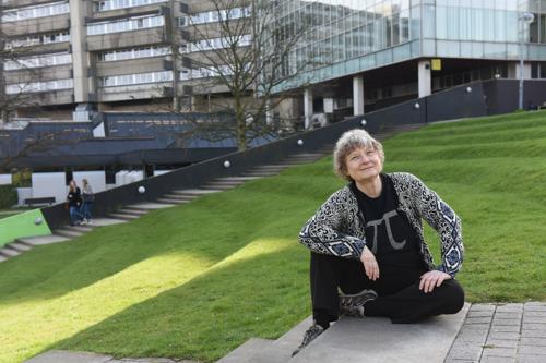 VUB-wiskundige Ingrid Daubechies is laureate van prestigieuze 'International Awards For Women in Science 2019'