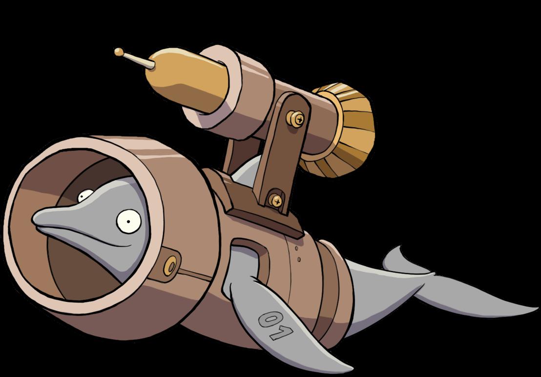 Torpedo-Dolphin