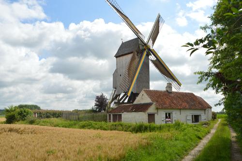 Provinciale molens zetten deuren open op Vlaamse Molendag