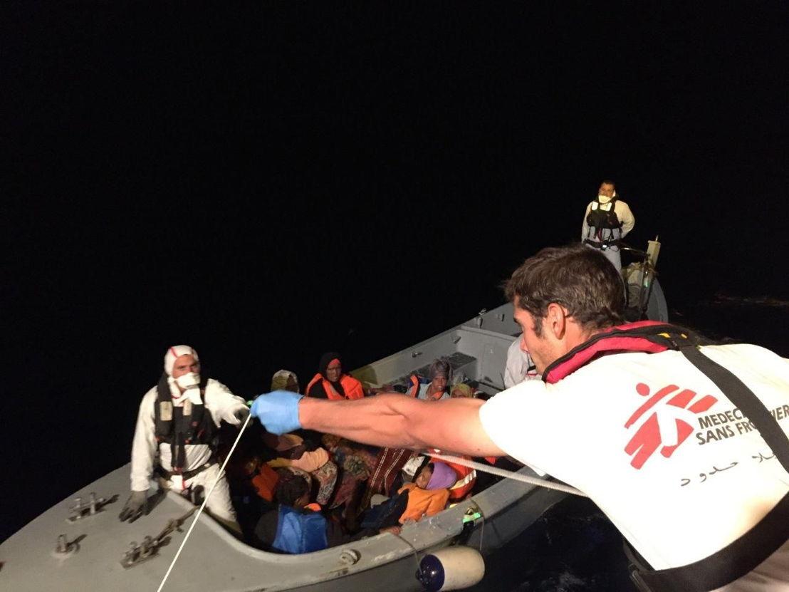Juan Matias Gil/MSF